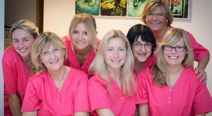 Zahnprophylaxe ist die Grundlage für gesunde Zähne.