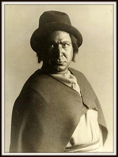 Cacique Yourma - La Leyenda del Urutaú di Gilardo Gilardi - Colón di Buenos Aires - 25.10.1934