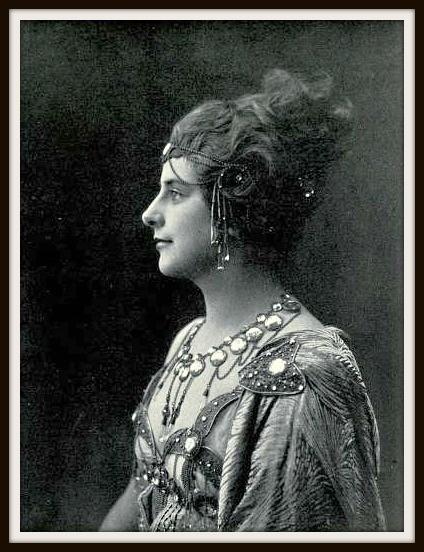 Jules Massenet THAÏS (Ruolo del titolo)