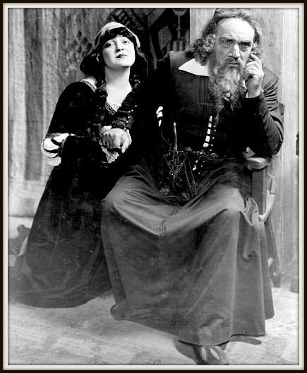 Fromental Halévy LA JUIVE (Eléazar) con Rosa Ponselle (Rachel) - Metropolitan N.Y. 15.12.1919