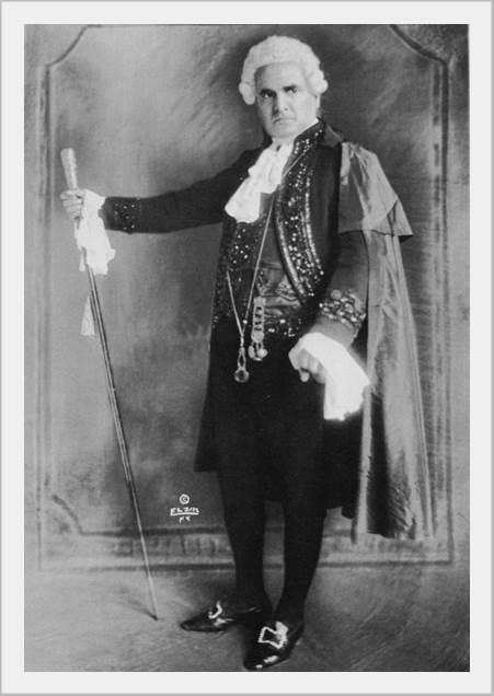 Il barone Scarpia (Tosca)