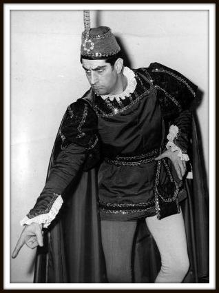 Cesare Bardelli Iago in Otello di Giuseppe Verdi