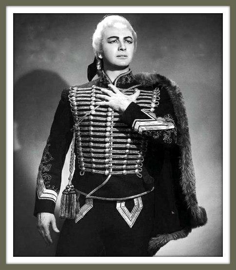 Maurizio di Sassonia - ADRIANA LECOUVREUR - di Francesco Cilea