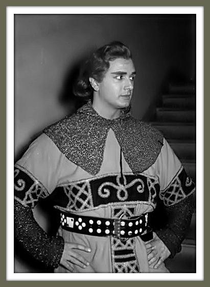 Enrico Braunshwig - AGNESE DI HOHENSTAUFEN - di G.Spontini  (Firenze 1954)