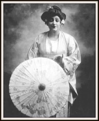 Giacomo Puccini MADAMA BUTTERLY (Cio-Cio-San)