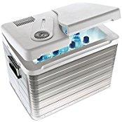 Mobicool Q40 AC DC elektrische Alu-Kühlbox für Auto und Steckdose