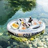 Schwimmende Bar für Pool und Spa für Drinks und Snacks