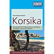 DuMont Reise-Taschenbuch Reiseführer Korsika mit Online-Updates als Gratis-Download