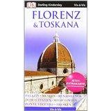Vis a Vis Reiseführer Florenz & Toskana mit Extra-Karte