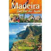 Madeira Reiseführer Empfehlung von Dagmar Kluthe