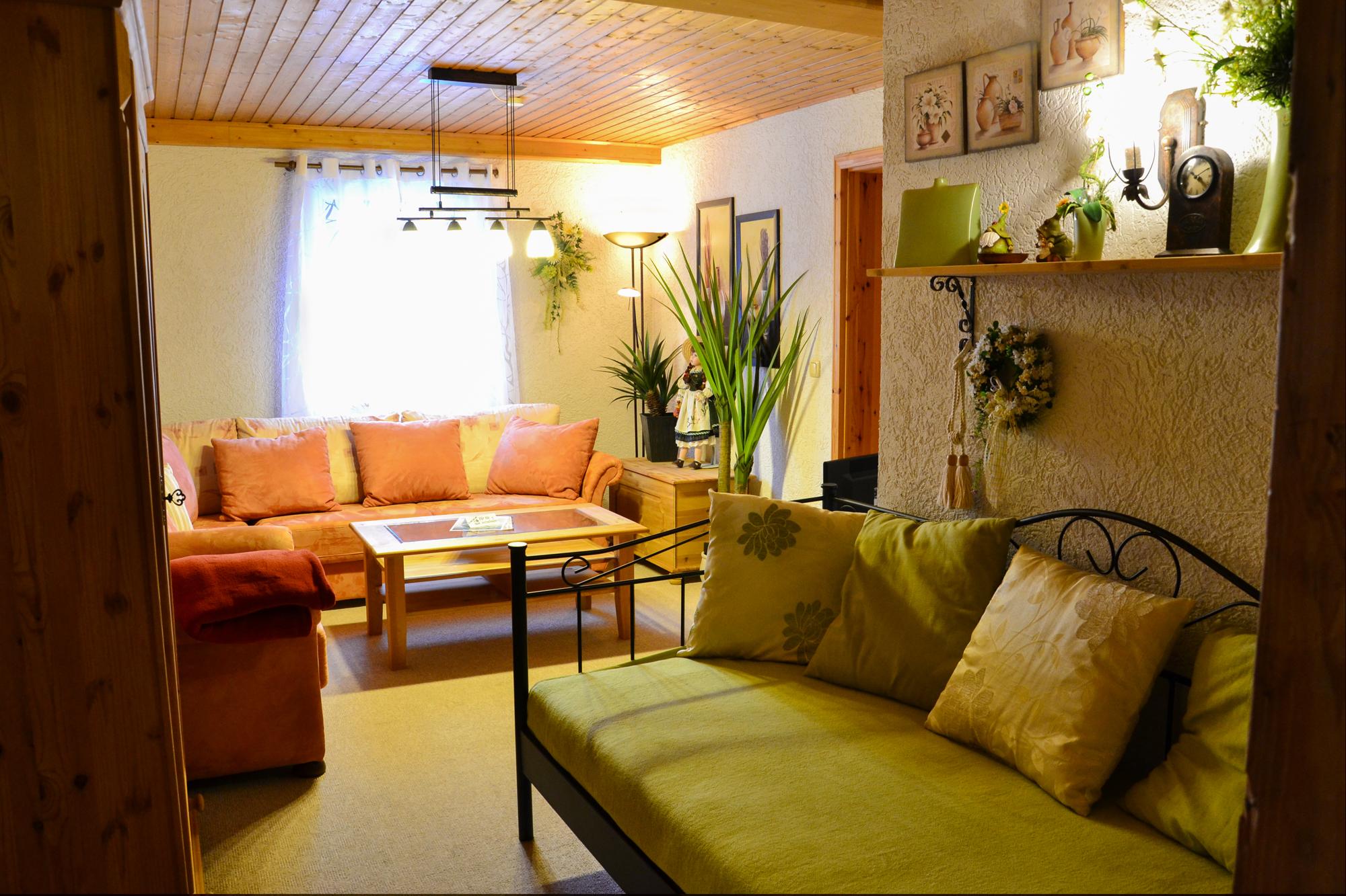 Aufenthaltsraum | Wohnzimmer