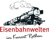 Logo Eisenbahnwelten Rathen