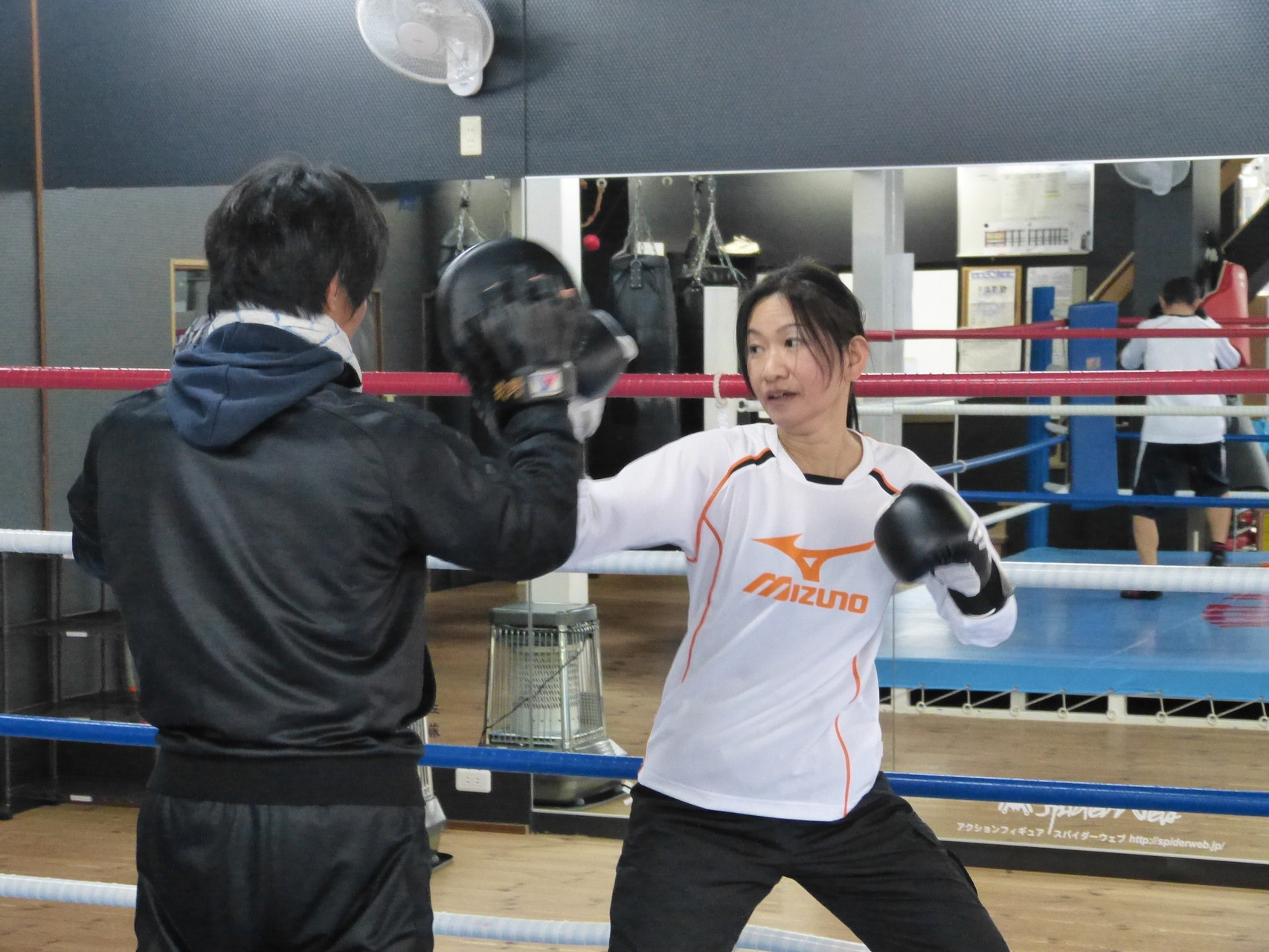 鴻巣茂野ボクシングジムの画像