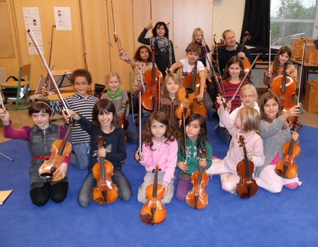 Der Geigenkurs