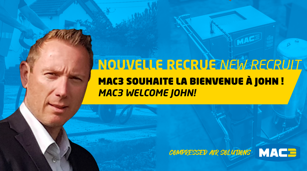 MAC3 strengthens its sales team in France