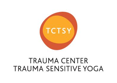 Logo: TCTSY Trauma Center Trauma Sensitive Yoga
