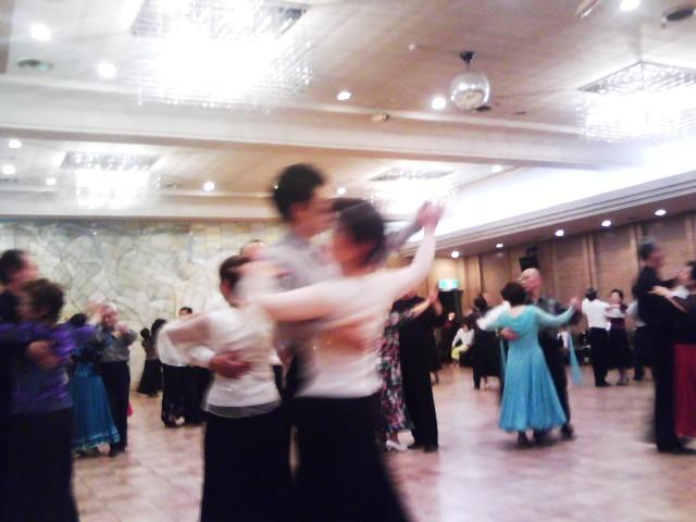 あじさい鍼灸マッサージ治療院 社交ダンスパーティー