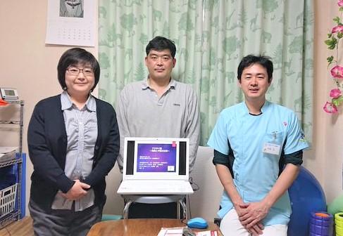 あじさい鍼灸マッサージ治療院 2月1日学生向けセミナー午後の部