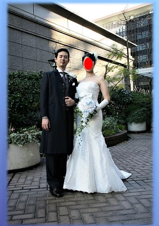 あじさい鍼灸マッサージ治療院 院長結婚披露宴の写真
