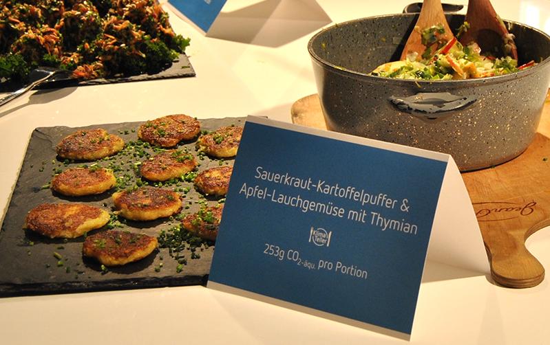 KlimaTeller-Kochwerkstatt in Berlin (Foto: NAHhaft e.V.)