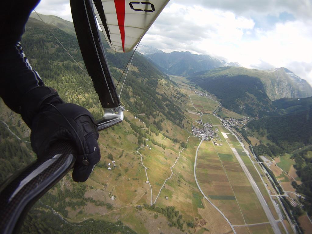 Ulrichen in Obergoms (Schweiz)