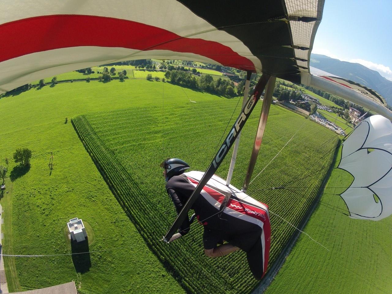 Landung in Reischach
