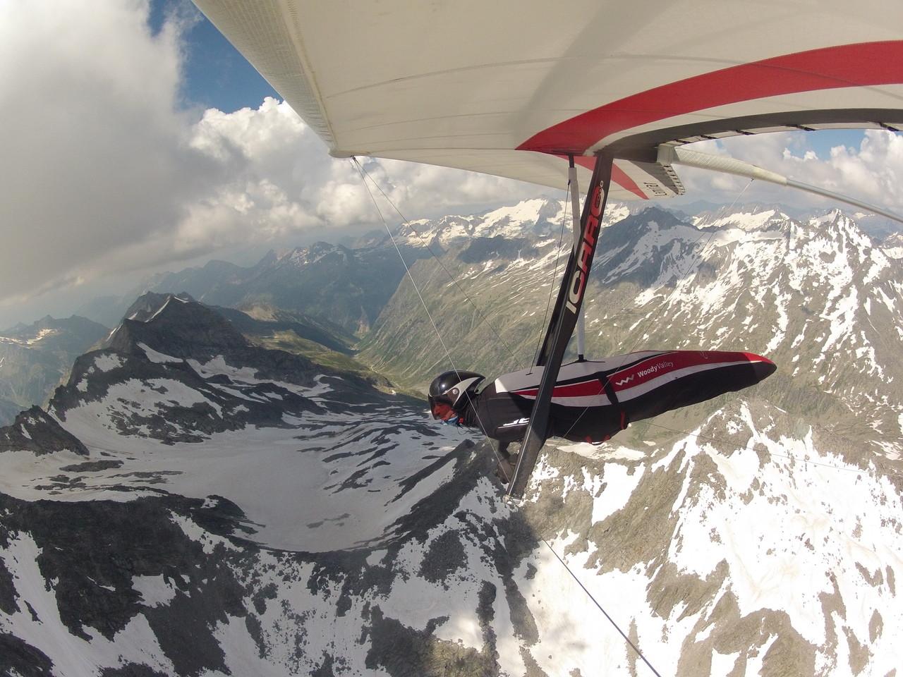 Alpenhauptkamm, Pretau