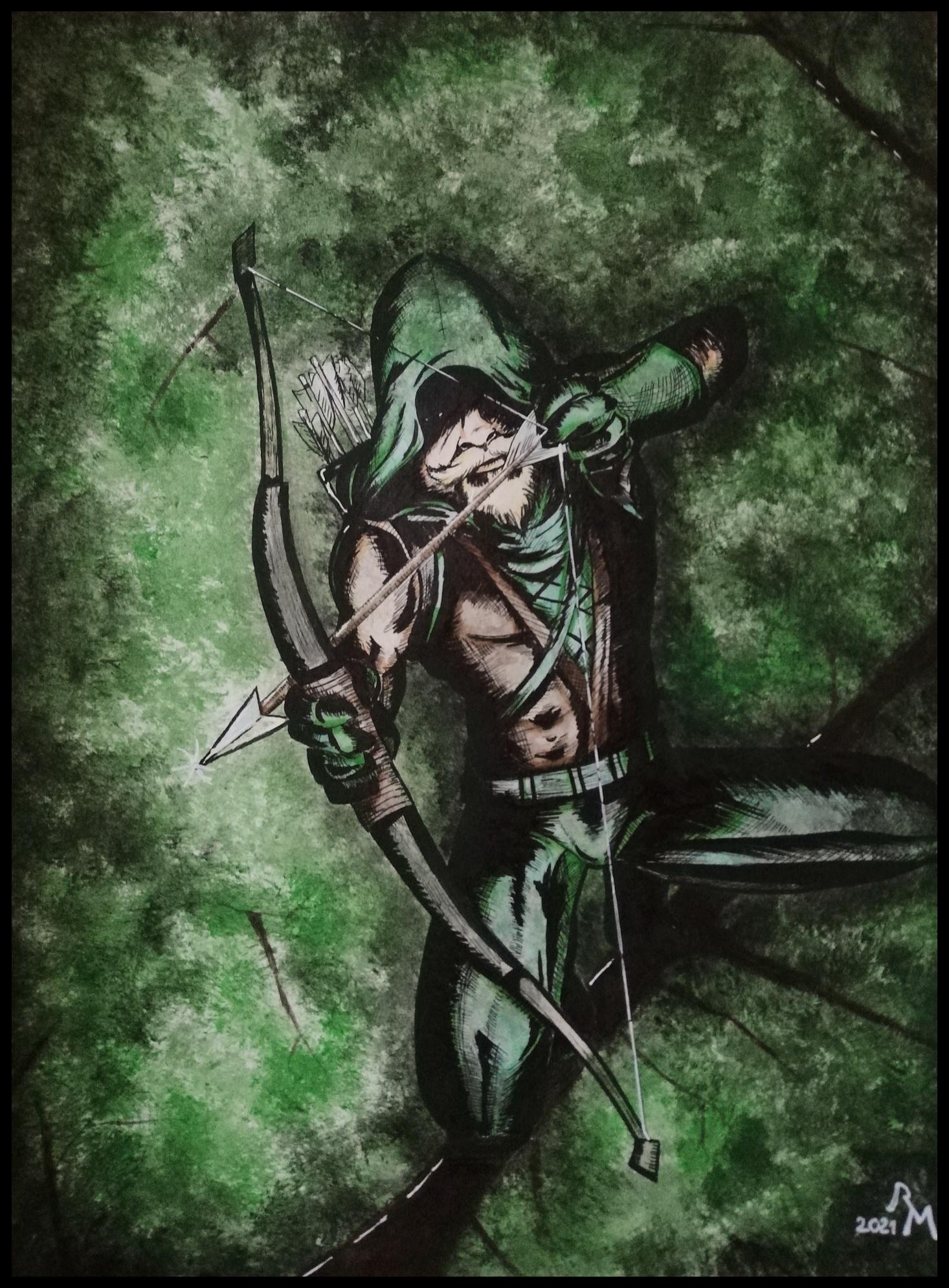 Robin Hood/Green Arrow