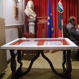 Esposizione numismatica del 23 novembre 2013, sala G.Sforza Palazzo S.Elisabetta, Massa (MS).