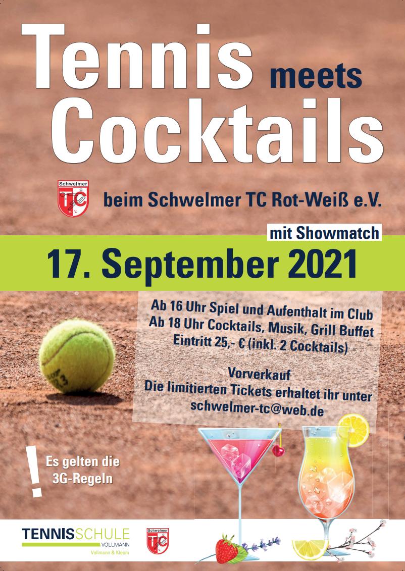 Tennis meets Cocktails