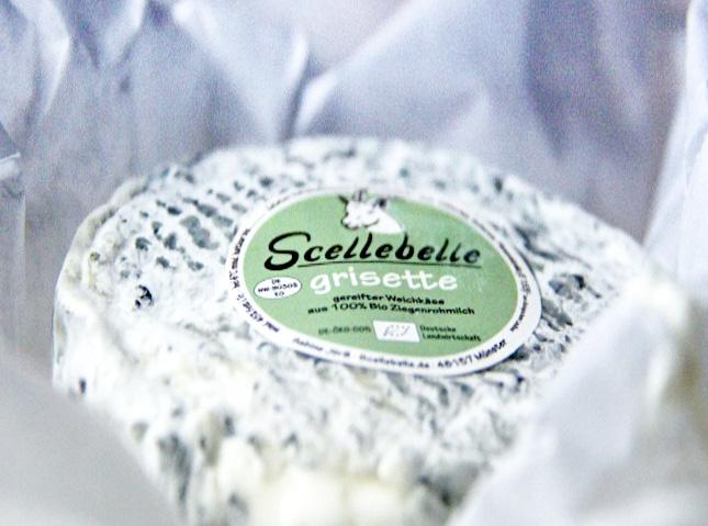 Bio Ziegen Käse von Scellebelle aus Münster im Biohotel Strandeck