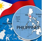 *「フィリピンの今」は地図をクリック(出典:DTI)