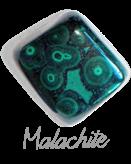 Malachite,  pierre gemme, pierre roulée, pierre brute, galet