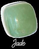 Jade,  pierre gemme, Pierres de Lumière Saint Rémy de Provence, pierre roulée, pierre brute, galet, lithothérapie, vertus, propriétés, ésotérisme