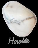 Howlite,  pierre gemme, Pierres de Lumière Saint Rémy de Provence, pierre roulée, pierre brute, galet, lithothérapie, vertus, propriétés, ésotérisme
