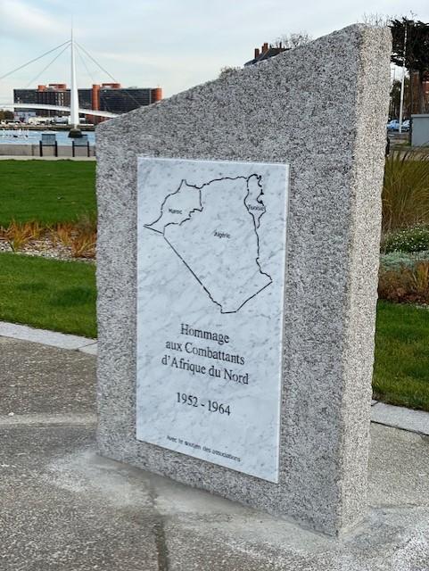 Monument aux morts - Le Havre - 11 novembre 2019