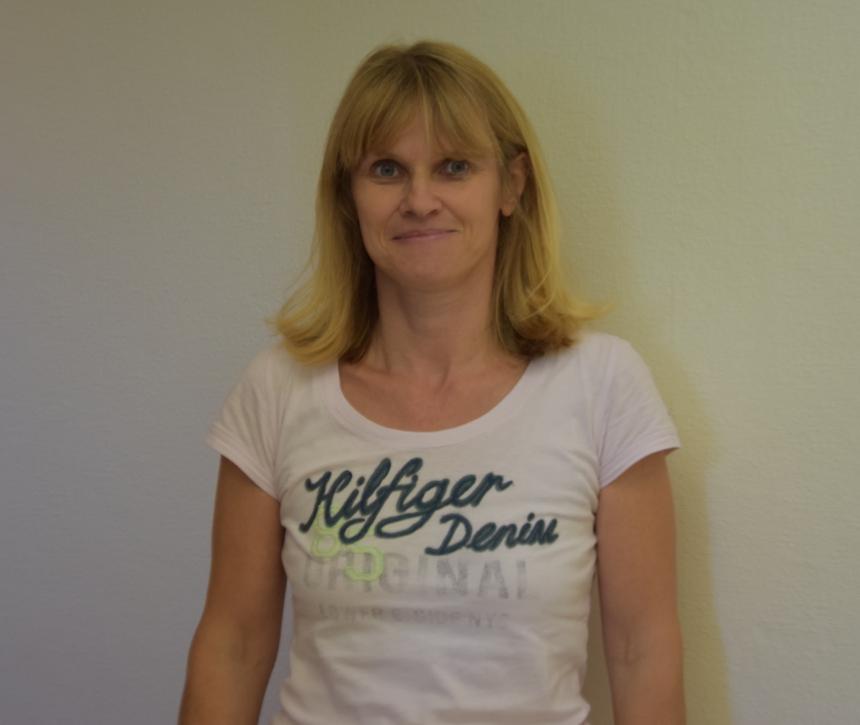 Margit Lazarus - med. Fachangestellte