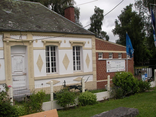 Le centre Départemental de Voile
