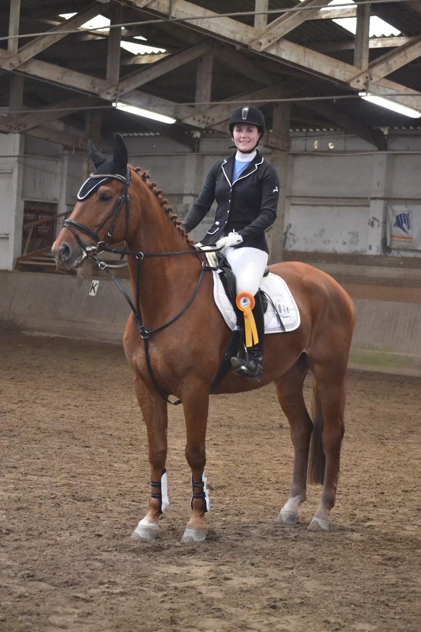 Charlotte Hochkirch (PSV Bad Ems) und Maddox gewinnen das E-Springen