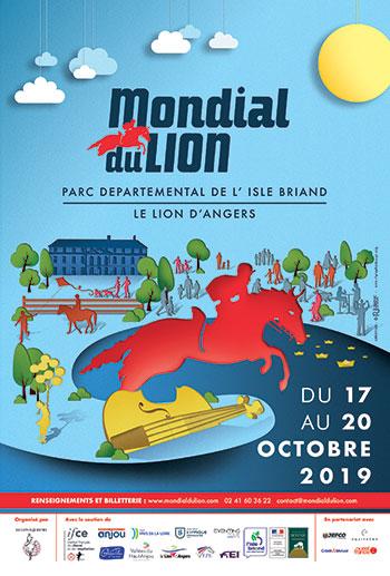 Mondial du Lion d'Angers 2019 Concours complet