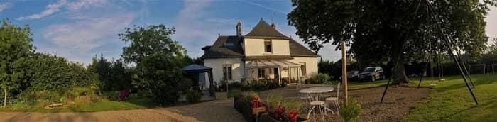 Chambres d'hotes du Haut Anjou près du Lion d'Angers