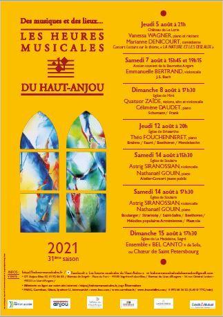 Heures Musicales du Haut Anjou