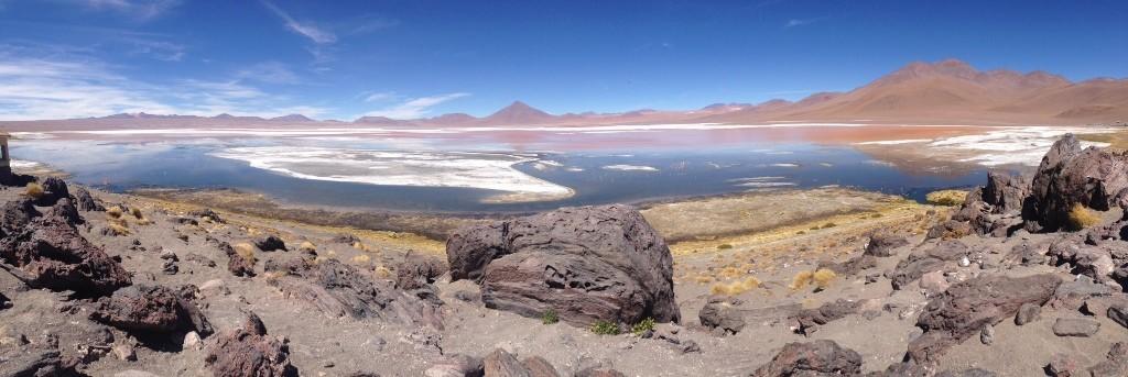 Die Laguna Colorado