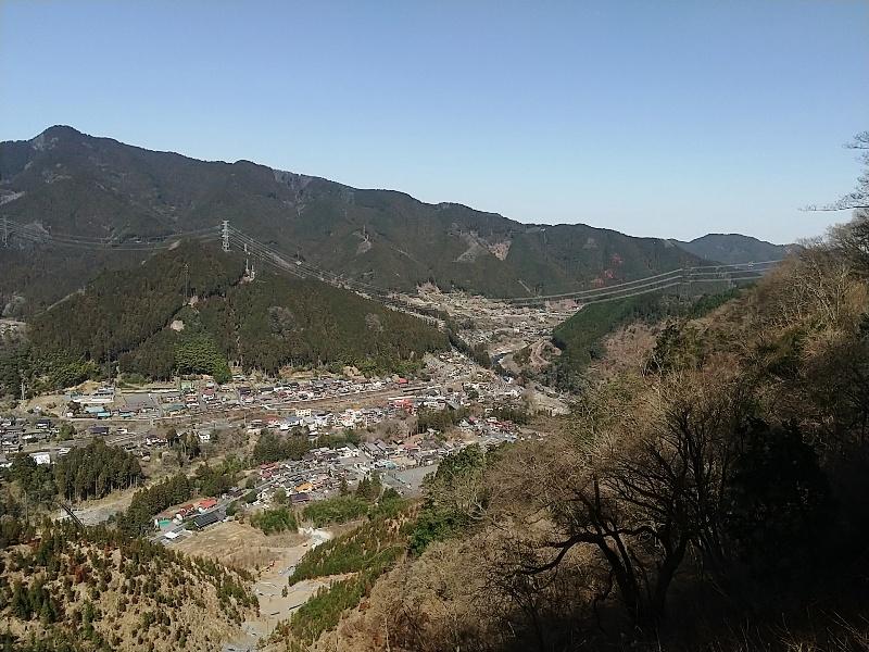 春のお山に行ってきました!