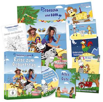 Kinderlieder DVD