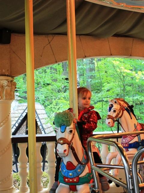 Freizeitpark Plohn - Rapunzelkarusell
