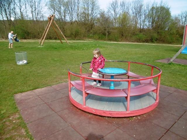 Spielplatz am Bostalsee