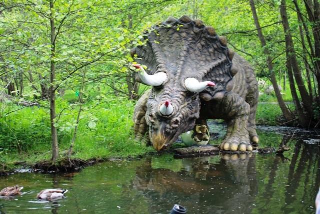 Freizeitpark Plohn - Dinoland
