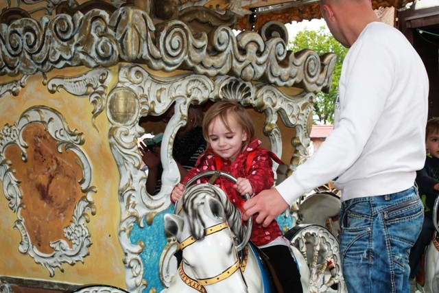 Freizeitpark Plohn - Nostalgie-Karusell