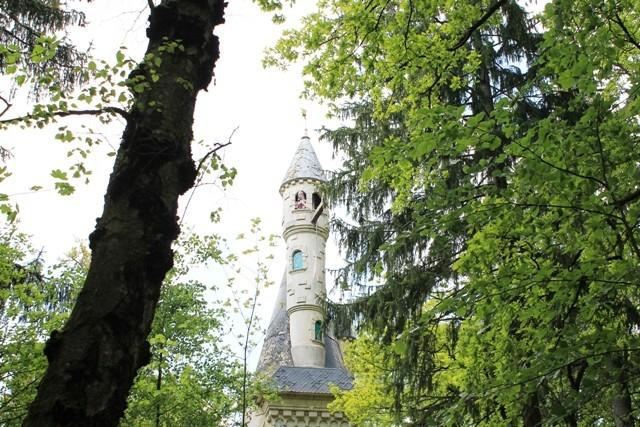 Freizeitpark Plohn - Rapunzelschloss